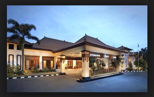 Halaman Lobi Joagjakarta Hotel
