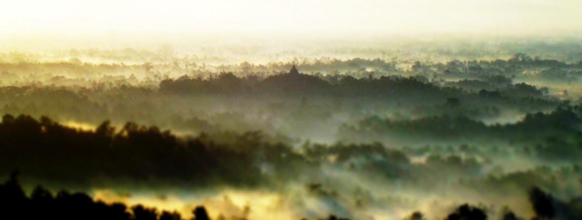 Bukit Punthuk Setumbu, Menyaksikan Sunrise Borobudur dari Ketinggian