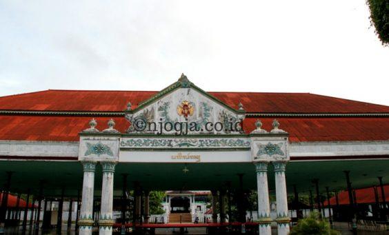 Njogja Tours Wisata di Kraton Yogyakarta