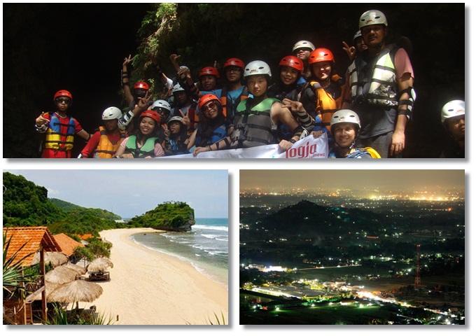 Paket wisata Kalisuci Pantai Indrayanti