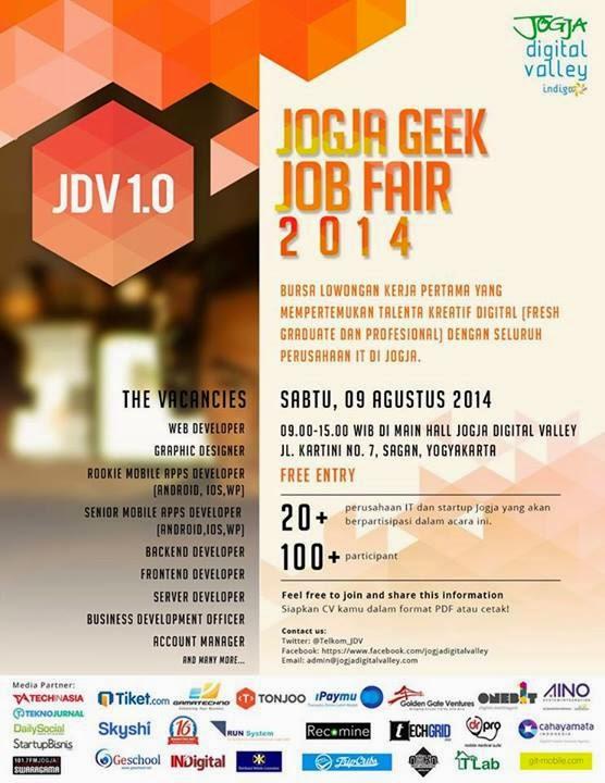 jogja-geek-job-fair-2014
