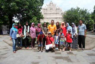Paket Tour Jogja Tamansari